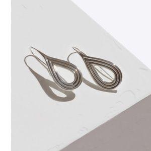 NWT Pamela Love Arco Earrings